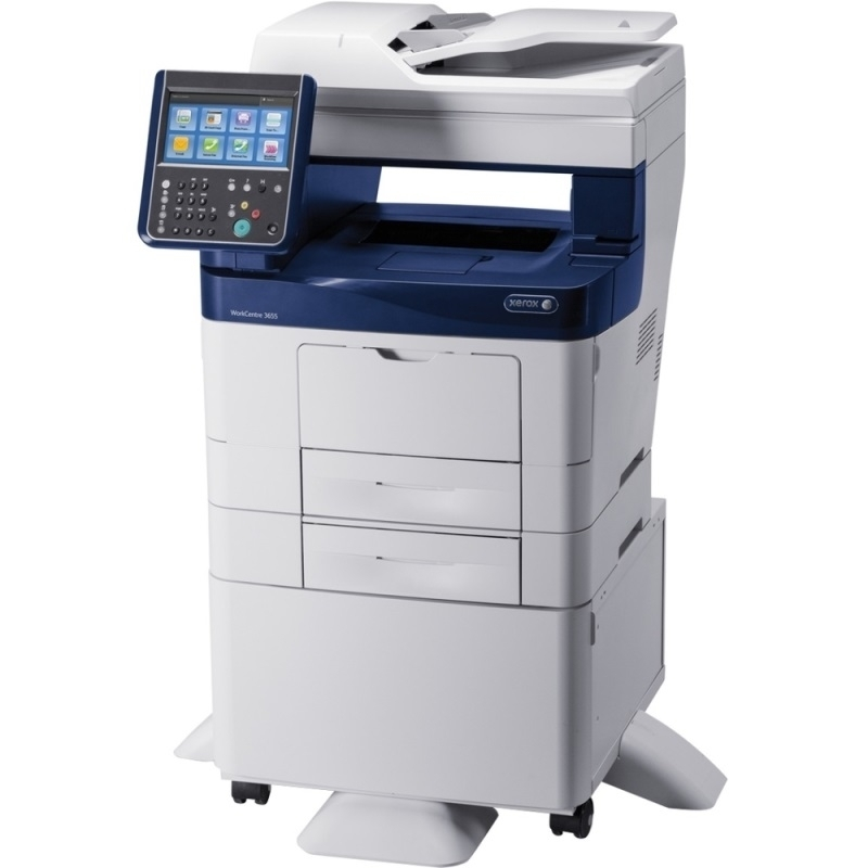 Xerox Workcentre 3655ivx A4 Black And White Multi Function