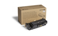 Xerox Genuine Extra High Capacity 106R03624 Black Toner Cartridge - 15,000 Pages