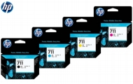 HP Designjet T120 Ink Cartridges No. 711