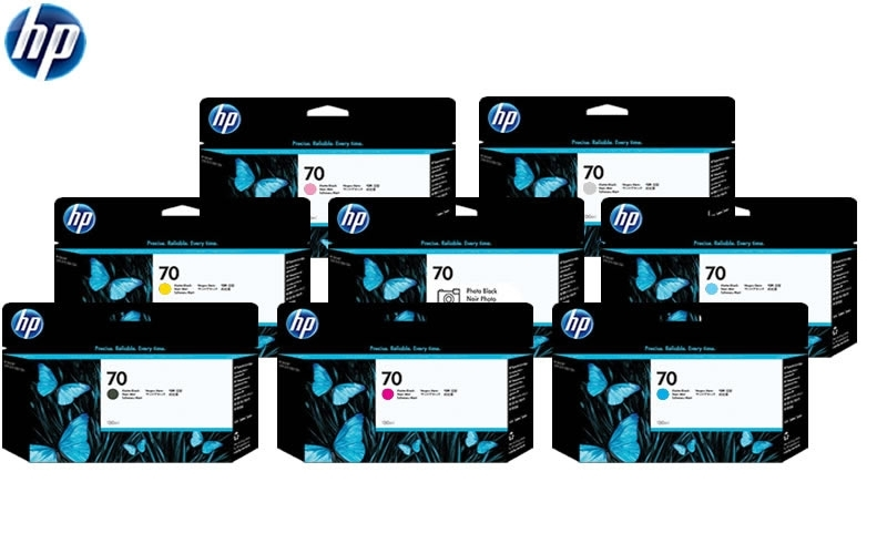 creative office solutions. hp designjet z2100 ink cartridges no 70 creative office solutions