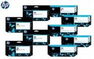 HP Designjet Z5200 Ink Cartridges No. 70 & No. 772