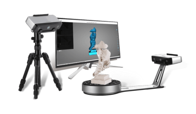 EinScan-SP Desktop 3D Scanner