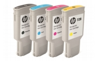HP DesignJet T730 Ink Cartridges No.728
