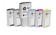 HP Designjet T2530 Ink Cartridges No. 727